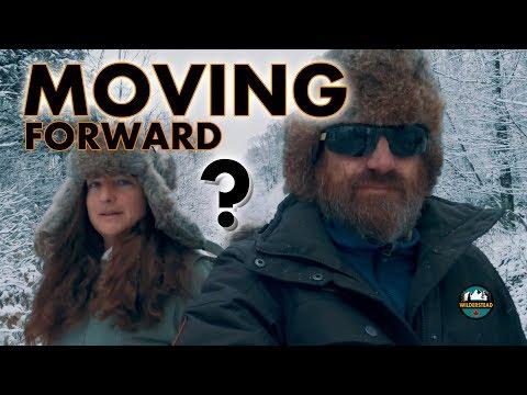 WILDERSTEAD UPDATE VLOG 1 | Moving Forward | Wilderness Homesteading In Northern Ontario Canada