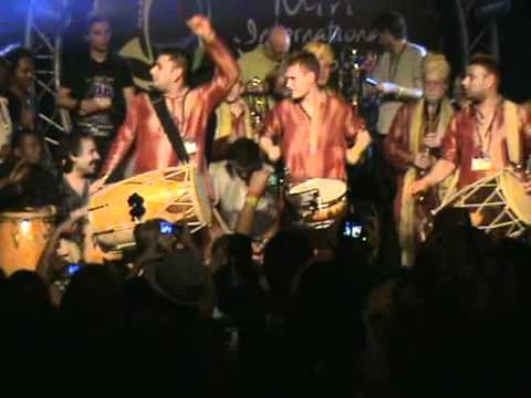 Bombay Baja Jam session at Miri Jazz Festival - Malaysia.mpg