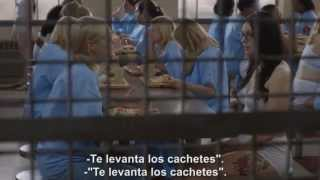 Orange Is The New Black - Season 3 3x02 Piper & Alex Scenes Part 1/4 SUBTITULADO ESPAÑOL