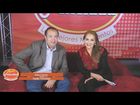 Aida Cuevas en entrevista con Gustavo Alvite