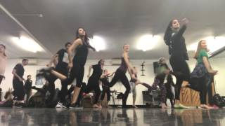 Shape of You - Valentines Bhangra Remix @DesiFrenzy - Beginner Choreo @Nileeka