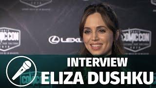 Interview Eliza Dushku - Le point sur sa carrière