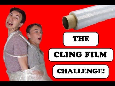 Cling Film Challenge| James' Studio
