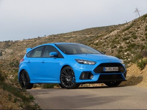 2016 Ford Focus Rs 0 60 Racing All Access