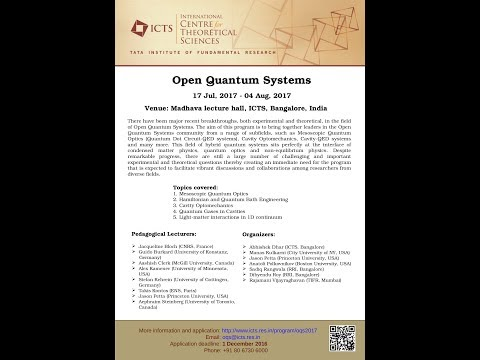 Mesoscopic quantum electrodynamics: from atomic-like physics to condensed matter by Takis Kontos