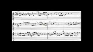 F.F.H. - solo flugelhorn as played by Till Bronner (transcription by Mauro Brunini)