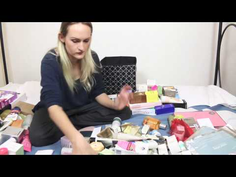 Konmari Method Declutter - Part 10L | Skincare | Bodycare | Haircare