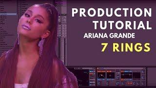 Production Tutorial: 7 rings - Ariana Grande   Beat Academy