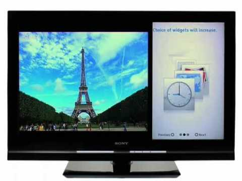 Sony BRAVIA KDL-52W5500 HDTV Drivers for Windows 7