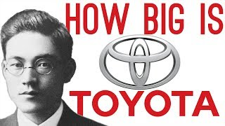 How Big is Toyota? (They've Owned 27% of Tesla Motors!) thumbnail