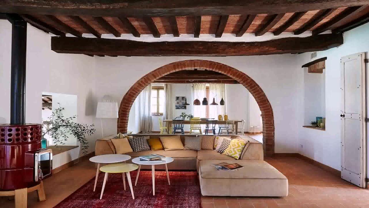 Italian Farmhouse Interior Design