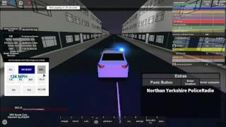 ROBLOX - Honda Civic 2016 - Blue Light Run