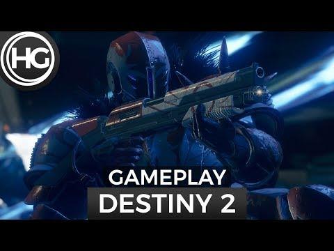 Destiny 2 - 30 Minutes of European Dead Zone Gameplay