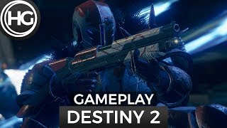 Destiny 2 - 30 Minutes of European Dead Zone Gameplay