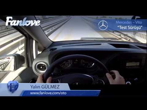 Mercedes Benz Vito Test Sr