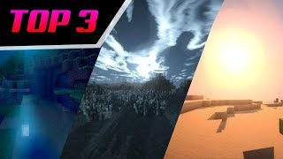 TOP 3 Shaders leves (Minecraft 1.7+) #1
