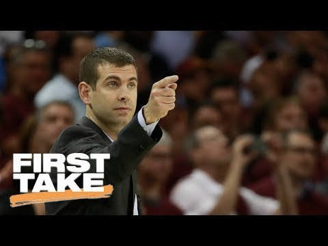 Can The Celtics Extend The Series Against Cavaliers? | First Take | May 25, 2017