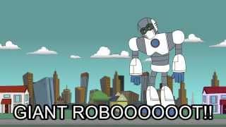 AB 2015 Webisodes Ep 1: ROBOT GIGANTE!!!!