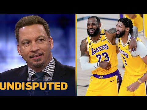 UNDISPUTED | Chris Broussard reacts to LeBron and Lakers look to avoid elimination tonight vs Suns