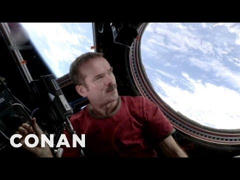 "Astronaut Chris Hadfield's ""Space Oddity"" Video Almost Didn't Happen"