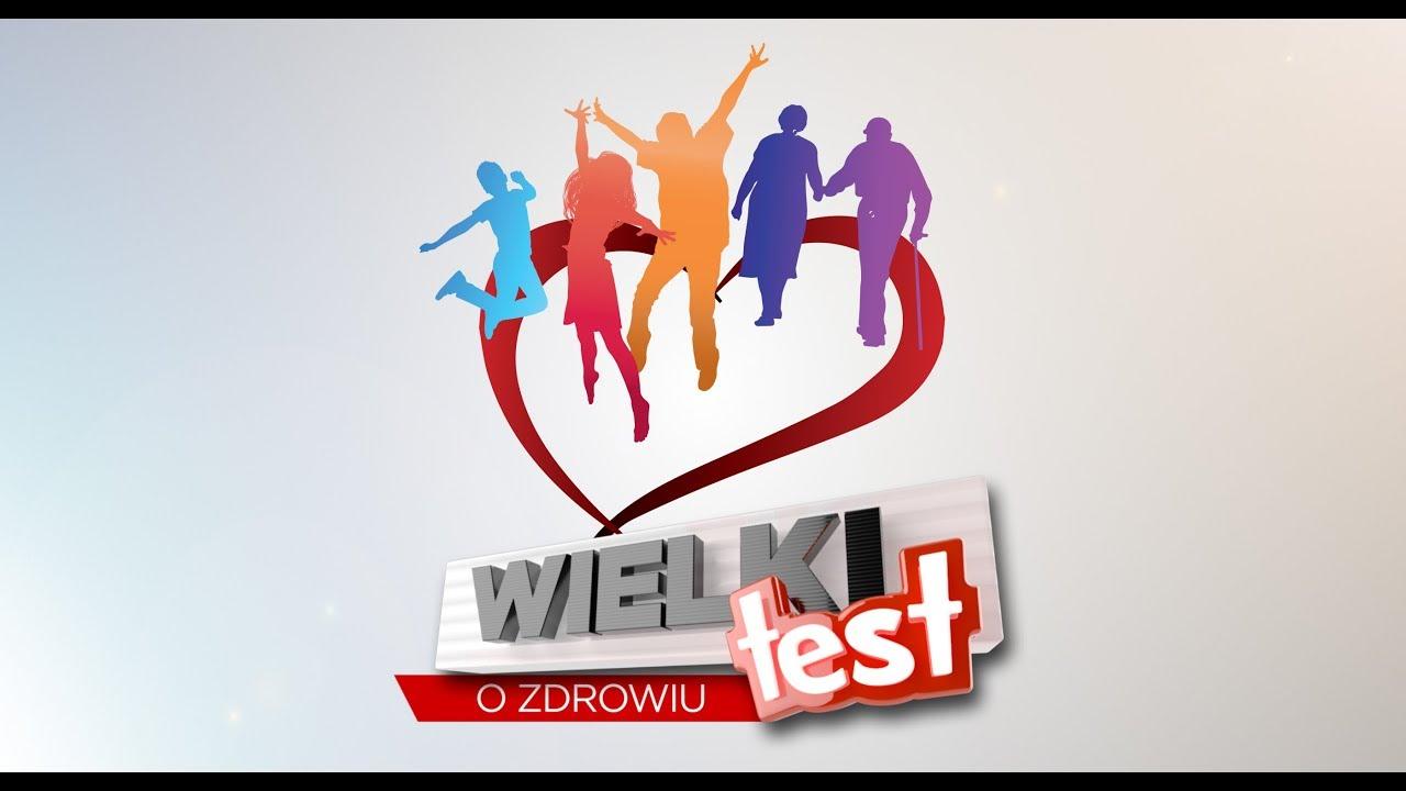 """""""Wielki Test o Zdrowiu"""" 4 października w TVP1!"""
