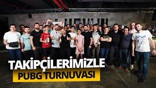 Takipçilerimiz ile PUBG Turnuvası Yaptık! - Game On yıkıldı!