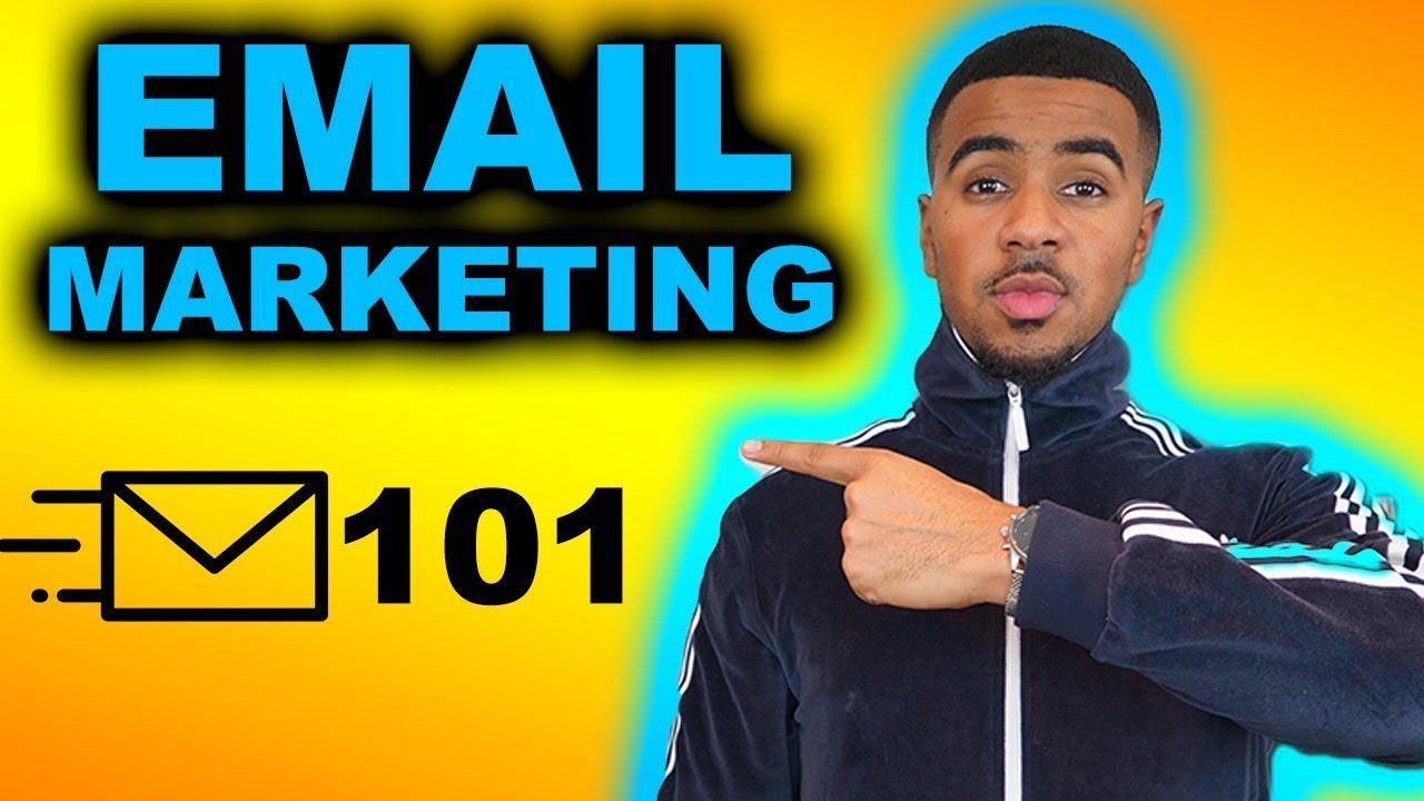 Email Marketing Basics (Shopify Dropshipping)