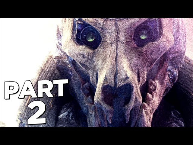 OUTRIDERS PS5 Walkthrough Gameplay Part 2 - TRICKSTER (PlayStation 5)