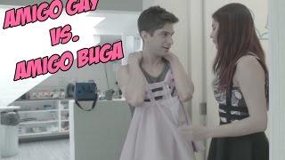 AMIGO GAY VS. AMIGO BUGA feat. Ixpanea