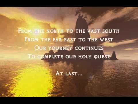 Zelda Lyrics: Dragon Roost Island