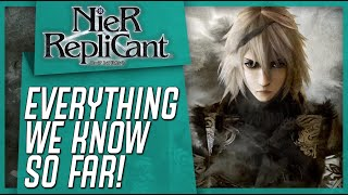 Nier Replicant Remaster - Everything We Know So Far!