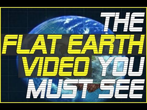 Don't Believe in the Flat Earth Theory? This might change your mind - Flat Earth Society