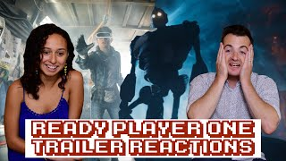 Ready player one comic-con trailer reactions