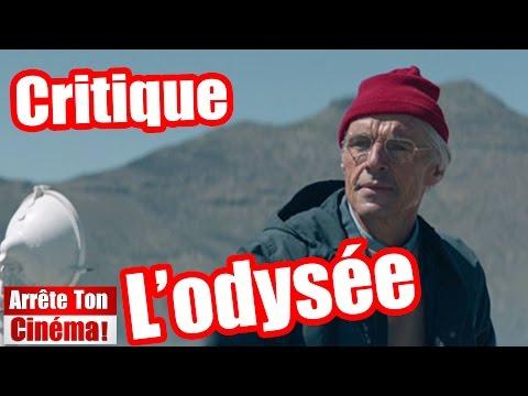 Critique L'Odysée avec Lambert Wilson, Audrey Tautou, Pierre Niney