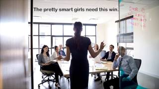 Pretty Smart Girls- Lace Up