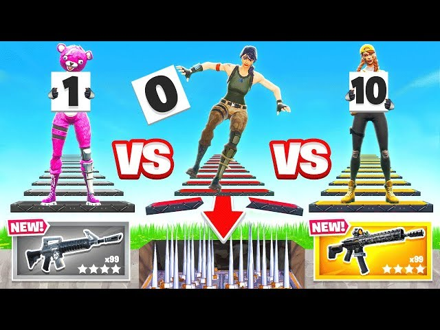 COLOR CHANGING Loot BOARD Game *NEW* Game Mode in Fortnite Battle Royale
