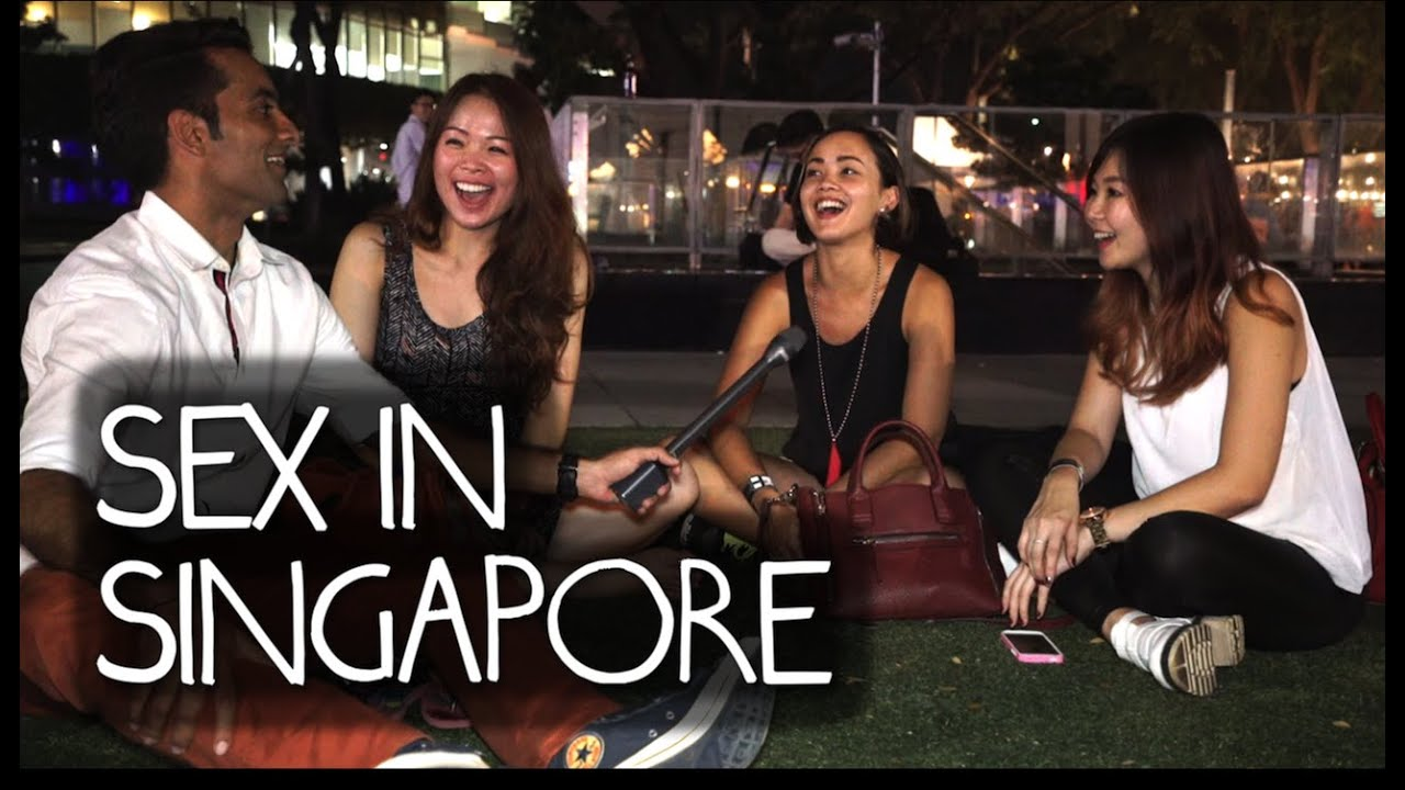Singapore sex in the city