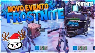 The FROSTNITE! ❄️ NEW EVENT ❄️ News on Patch 7.0 and 7.10 updates! Fortnite Save the World