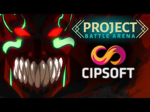 KNIGHT is OP!!! - review of best profession - Project Battle Arena by CipSoft