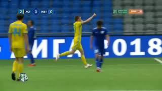 ФК Астана Марин Томасов лучшие голы