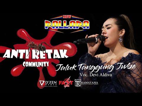 Jalok Tanggung Jawabe - New Pallapa Live Anti Retak Community - Devi Aldiva