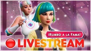 🔴[DIRECTO] PROBANDO CON LOS MIJOS Los Sims 4 ¡RUMBO A LA FAMA! #MprinEnDirecto