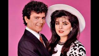 Помните знаменитый сериал Просто Мария? Как изменились актёры 30 лет спустя...