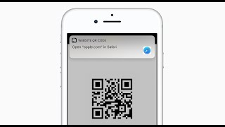 How To Scan QR Codes on iPhone (iOS 14).