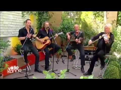 """11.06.2015 Volle Kanne - Santiano """"Johnny Boy"""" live und unplugged"""