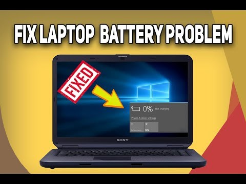 Fixed]Plugged In Not Charging, Laptop Battery Not Charging