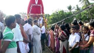 Iskcon Kannur Ratha yatra-2014 - Part-1