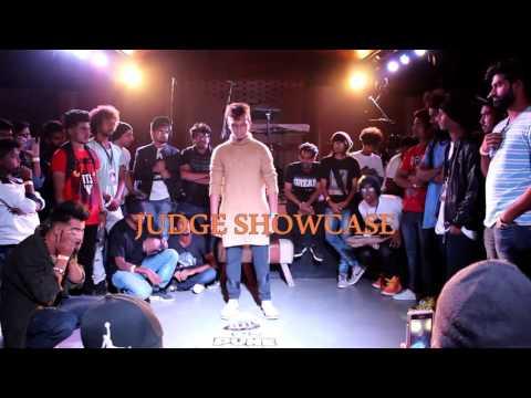 Vineet Poppin | Nucleya | Bhayanak Atma Feat. Gagan Mudgal | Judge Showcase | BLUE FROG PUNE