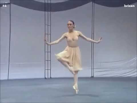 Tchai PDD Balanchine - female var & coda - NYCB dancers - Verdy, Hayden, Kirkland, McBride, Bouder