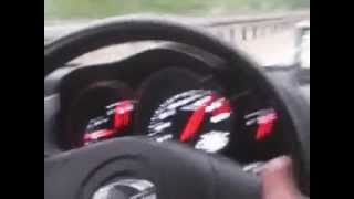 Fastest Stock Mazda RX-8 going 270 km/h on German Highway